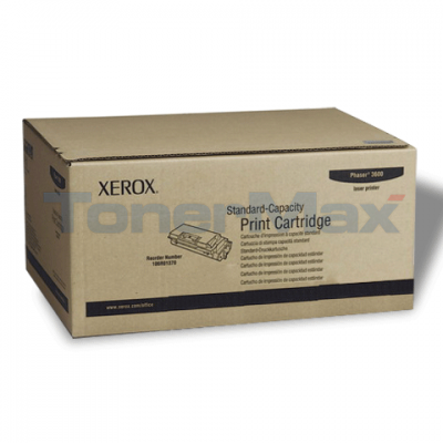 XEROX PHASER 3600 PRINT CARTRIDGE BLACK 7K